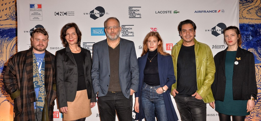 The 10th edition of MyFrenchFilmFestival has started!