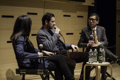 Rendez-Vous With French Cinema en Nueva York - 2016 - Talk with Melvil Poupaud