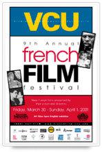 Festival du film français de Richmond - 2001