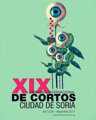 Festival international de court-métrage Ciudad de Soria - 2017