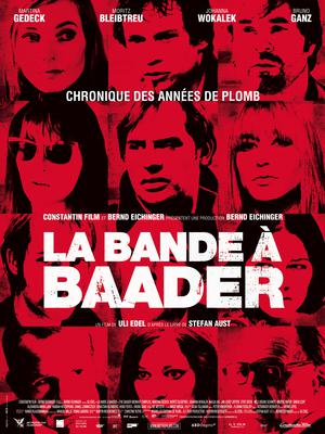 La Bande à Baader - Poster - France - © Metropolitan Filmexport
