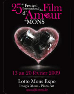 Festival internacional del cine de amor de Mons - 2009