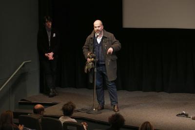 Très belle édition des 22e Rendez-Vous With French Cinema à New York - Marc Fitoussi pour Maman a tort - © Bestimage