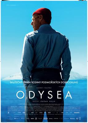 L'Odyssée - Poster - Czech Republic