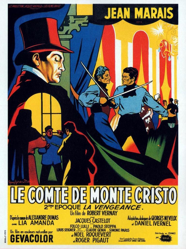 Le Comte de Monte Cristo, 2ème époque : La Vengeance