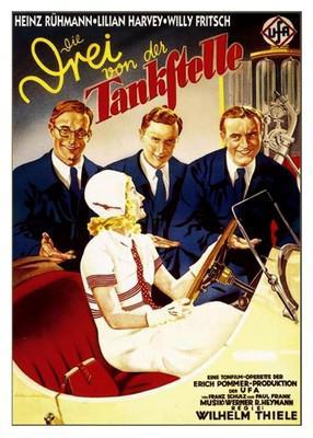 Le Chemin du Paradis - Poster - Allemagne