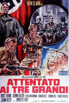 Desert Commandos - Poster - Italian