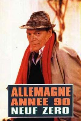 Allemagne, Année 90 neuf zéro - Poster France
