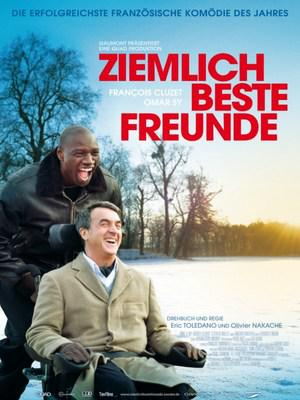 The Intouchables - Poster - Germany