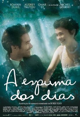 L'Écume des jours - Poster - Brazil