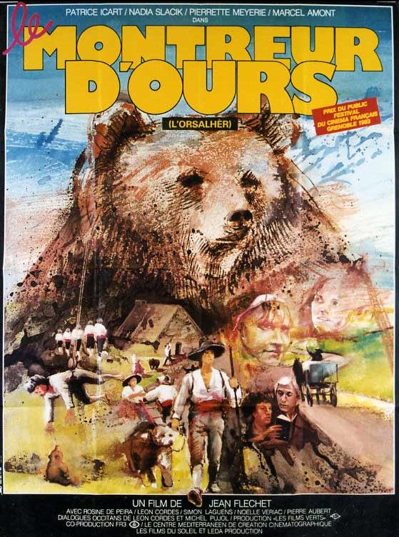 Le Montreur d'ours (L'Orsalher)
