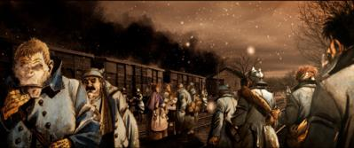 On the Tracks of the Mutineers