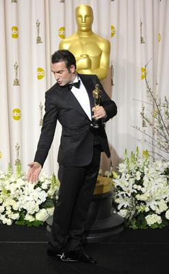 The Artist victorious at the 2012 Oscars! - © The Oscars