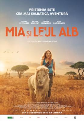 Mia and the White Lion - Poster - Romania