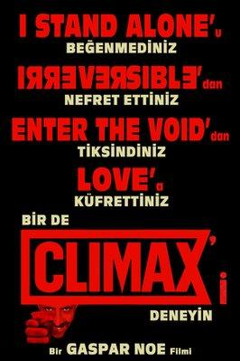 Climax - Poster - Turkey