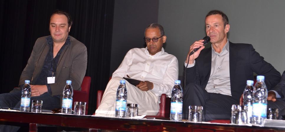 Balance de las Primeras Jornadas de cine francófono en Africa
