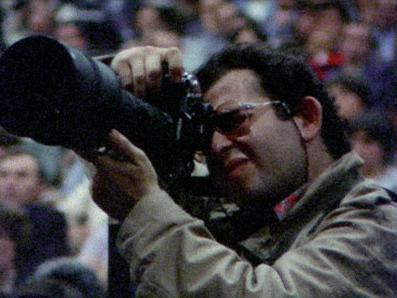 Reporters - © Raymond Depardon/Magnum Photos