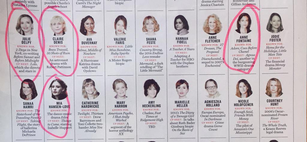"""Ces réalisatrices françaises qui pourraient """"faire"""" Hollywood"""