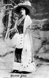 Yvonne Yma