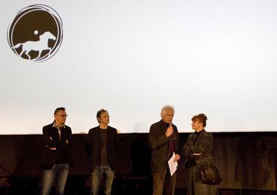 Festival international du film de Gand - 2012 - ©  Luk Monsaert