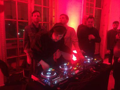 Rendez-Vous With French Cinema en Nueva York - 2016 - DJ set avec Pedro Winter, alias Busy P