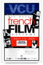Festival du film français de Richmond - 2000