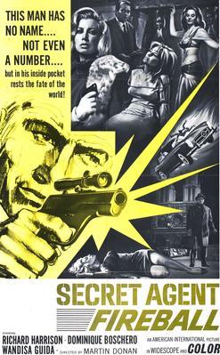 Les Espions meurent à Beyrouth - Poster Etats-Unis