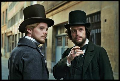 The Young Karl Marx - © Kris Dewitte