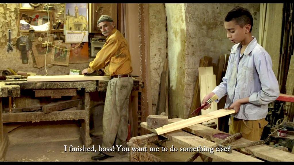 Premio UniFrance del cortometraje - 2012
