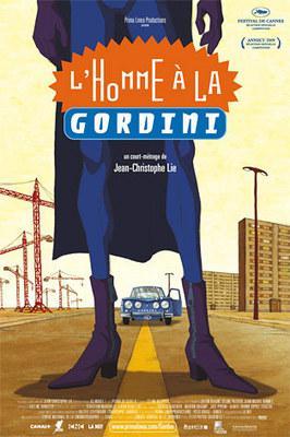 The Man in the Blue Gordini