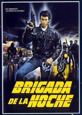 Brigada de la noche - Poster Espagne