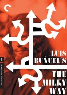 La Voie lactée - Jaquette DVD Etats-Unis