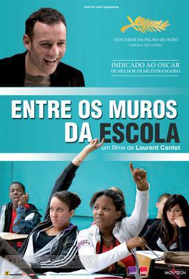 Entre les murs / パリ20区、僕たちのクラス - Poster - Brazil