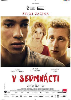 Being Seventeen - Poster - Czech Republic