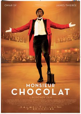 Monsieur Chocolat - Poster - Czech Republic