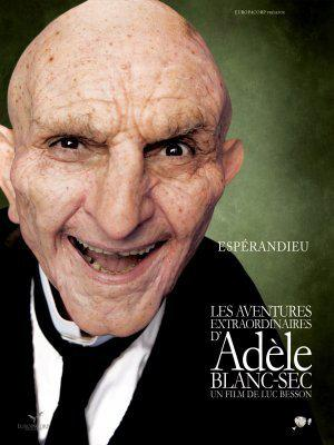 The Extraordinary Adventures of Adèle Blanc-Sec - Poster - Suisse - 3