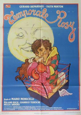 Rosy la Bourrasque - Poster - Italy