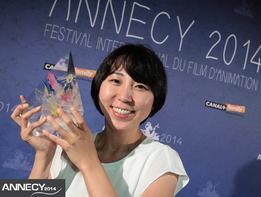 Festival de Annecy 2014 : el palmarés honra al corto francés
