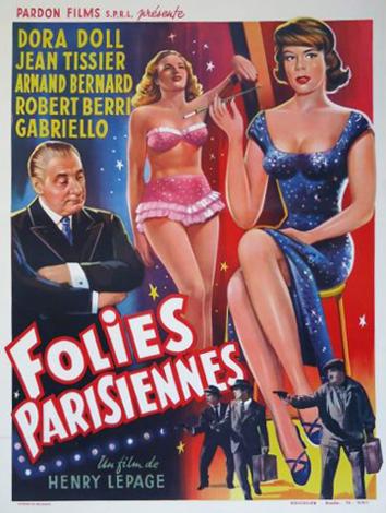 Pas de grisbi pour Ricardo (ou Folies parisiennes)
