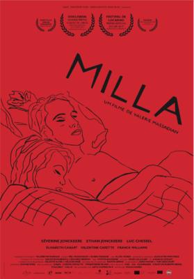 Milla - Poster - Portugal