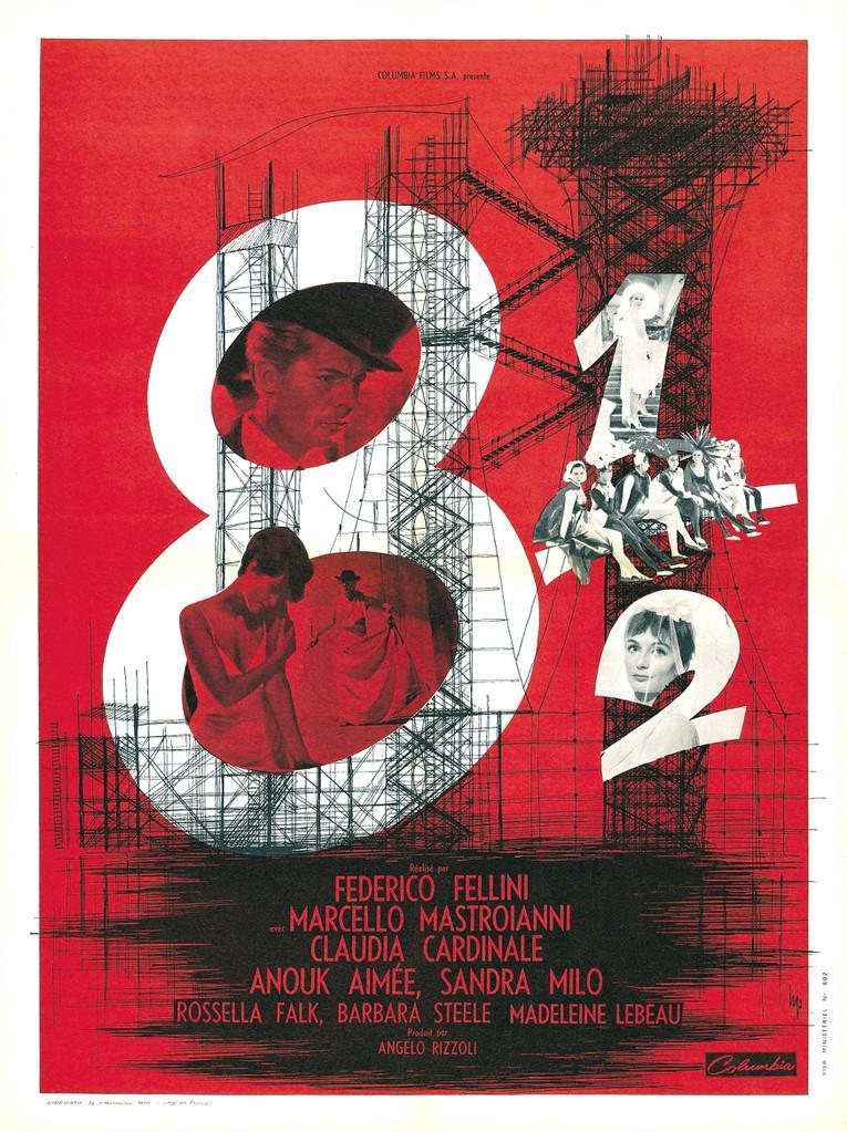 Federico Fellini 8 ½