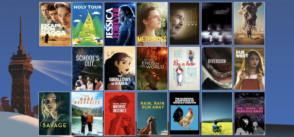 MyFrenchFilmFestival: At this festival, you're on the jury!