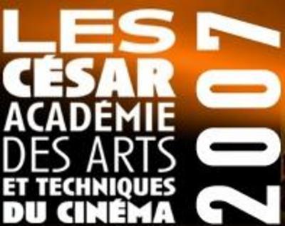 Cesar Awards - French film industry awards - 2007