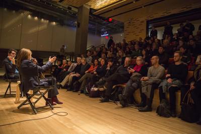 ニューヨーク ランデブー・今日のフランス映画 - 2016 - Talk with Isabelle Huppert