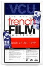 Festival du film français de Richmond - 1999
