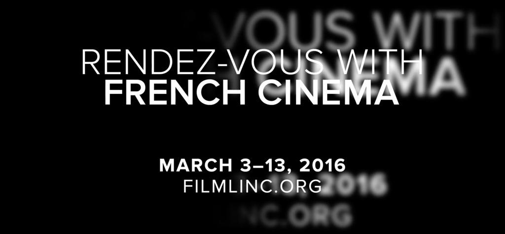 La bande-annonce des Rendez-Vous With French Cinema in New York 2016