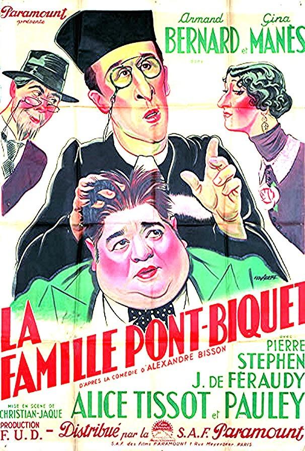 La Famille Pont-Biquet