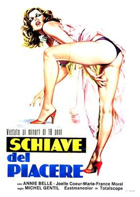 Tout le monde il en a deux !... (Bacchanales sexuelles) - Poster Italie
