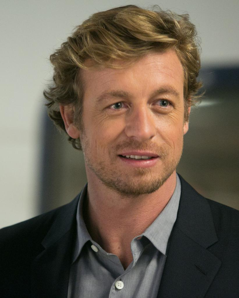 simon baker daughter