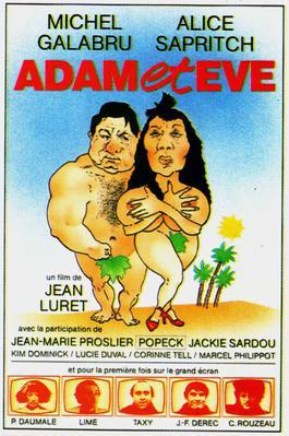 Adam et Eve - Jaquette VHS